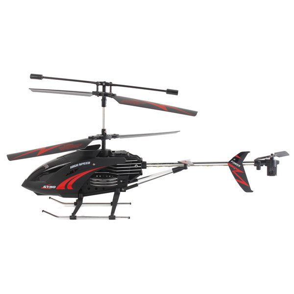 HELIWAY 3.5 Channel RC Helicopter With Gyro Metal Alloy Frame